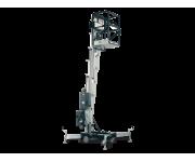 Вертикально-мачтовые несамоходные подъемники JLG 25AM