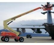 Самоходные телескопические подъемники JLG M600JP