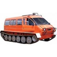 ГАЗ-34039 «Ирбис»