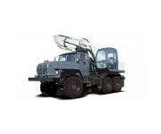 Экскаватор ЕА-17У на базе шасси автомобиля «Урал»